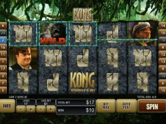 Kong The Eighth Wonder Of The World slots-77.com Playtech 5/5