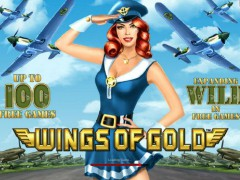 Wings of Gold slots-77.com Playtech 1/5