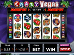 Crazy Vegas slots-77.com RealTimeGaming 2/5