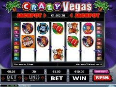 Crazy Vegas slots-77.com RealTimeGaming 5/5