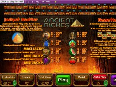 Ancient Riches slots-77.com OpenBet 2/5