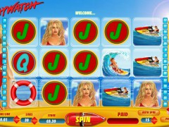 Baywatch Rescue slots-77.com Fremantle Media 1/5