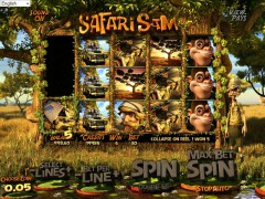 Safari Sam slots-77.com Betsoft 4/5