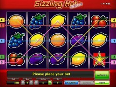Sizzling Hot Deluxe slots-77.com Gaminator 1/5