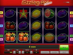 Sizzling Hot Deluxe slots-77.com Gaminator 3/5