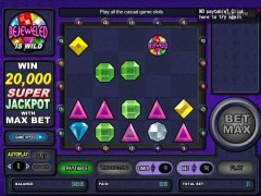 Bejeweled slots-77.com CryptoLogic 3/5