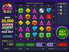 Bejeweled slots-77.com CryptoLogic 5/5