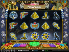Eye of the Pharaoh slots-77.com Omega Gaming 1/5