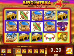King of Africa slots-77.com William Hill Interactive 4/5