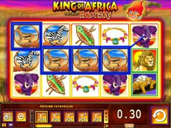 King of Africa slots-77.com William Hill Interactive 5/5