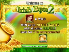 Irish Eyes 2 - NextGen