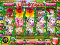 Love and Money slots-77.com Rival 1/5