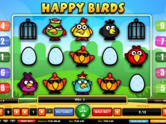 Happy Birds - 1X2gaming
