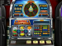 Super Money Wheel slots-77.com Betsoft 1/5