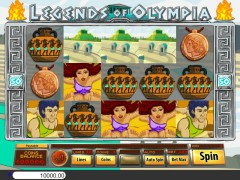 Legends of Olympia - Betonsoft