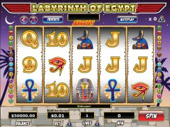 Labyrinth of Egypt slots-77.com Pro Wager Systems 1/5