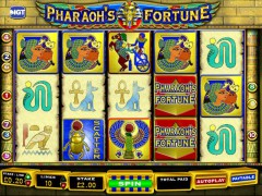 Pharaoh's Fortune slots-77.com IGT Interactive 1/5