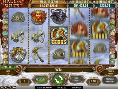 Hall Of Gods slots-77.com NetEnt 4/5