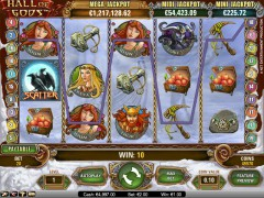 Hall Of Gods slots-77.com NetEnt 5/5