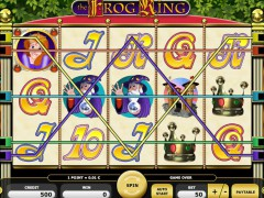 Frog King - Kajot Casino