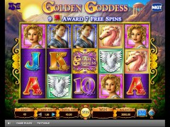 Golden Goddess - IGT Interactive