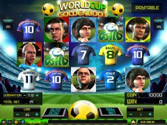 Worldcup Goldenboot slots-77.com Spadegaming 1/5