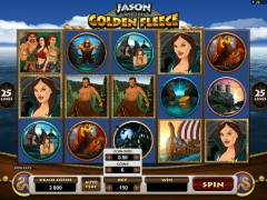 Jason and the Golden Fleece slots-77.com Microgaming 1/5