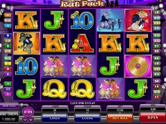 The Rat Pack - Microgaming