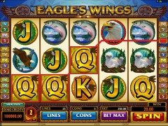 Eagle's Wings - Microgaming