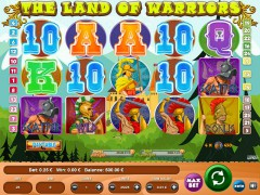 Land Of Warriors slots-77.com Wirex Games 2/5