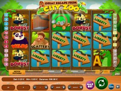 The Great Escape Of City Zoo slots-77.com Wirex Games 1/5
