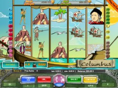 Columbus slots-77.com Wirex Games 1/5