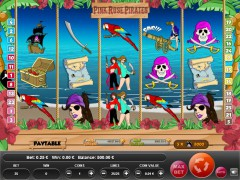 Pink Rose Pirates slots-77.com Wirex Games 1/5