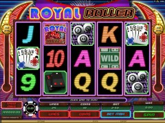 Royal Roller - Microgaming