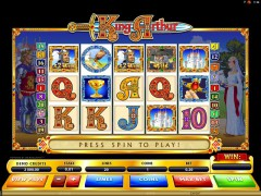 King Arthur - Microgaming