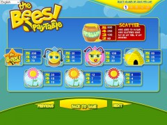 The Bees slots-77.com Betsoft 2/5