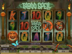 Taboo Spell - Microgaming