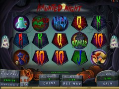 Haunted Night slots-77.com Microgaming 1/5