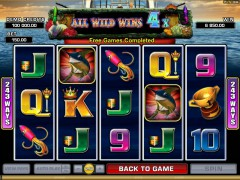 Wild Catch - Microgaming