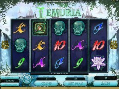 The Forgotten Land Of Lemuria slots-77.com Microgaming 1/5