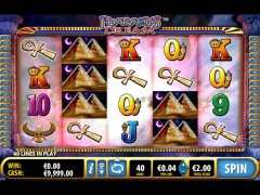 Pharaoh's Dream slots-77.com Bally 1/5