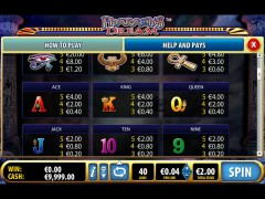 Pharaoh's Dream slots-77.com Bally 2/5