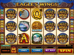 Eagles wings - Microgaming
