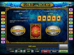 Lord of the ocean slots-77.com Gaminator 5/5