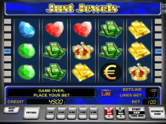 Just jewels slots-77.com Novomatic 1/5