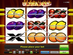 Ultra hot deluxe slots-77.com Novomatic 1/5