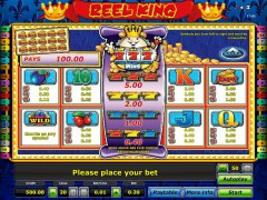 Reel king slots-77.com Greentube 2/5