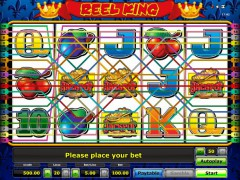 Reel king slots-77.com Greentube 3/5