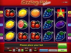 Sizzling hot deluxe - Greentube