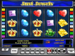 Just jewels slots-77.com Greentube 1/5